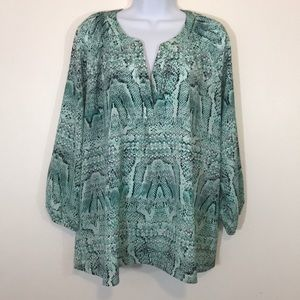 Sioni Ladies Size XL Top